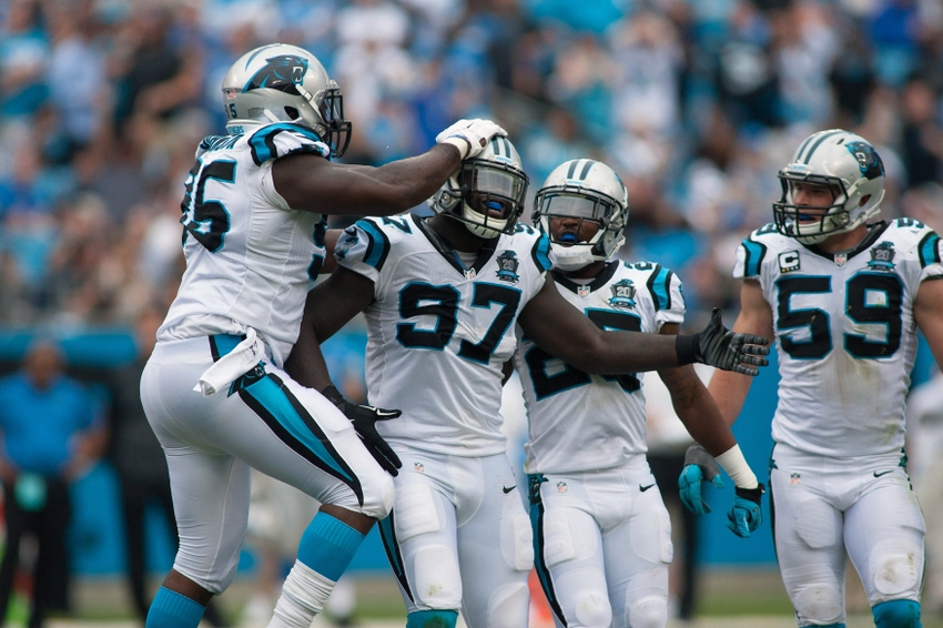 Image result for panthers defense