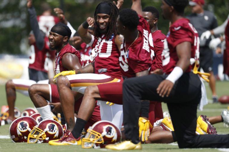 Washington Redskins Watch The Cornerbacks In Camp