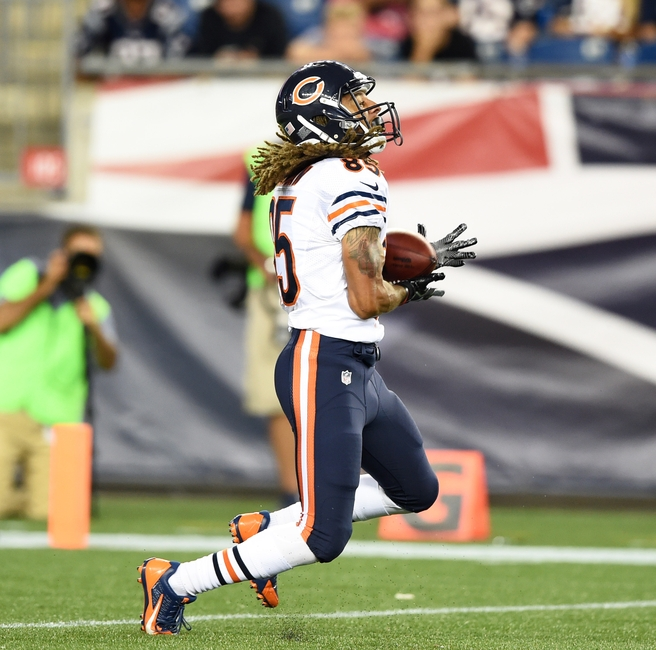 Chicago Bears Roster: Chicago Bears: Predicting First Roster Cuts