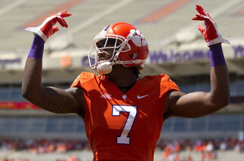 Mike Williams 2017 NFL Draft