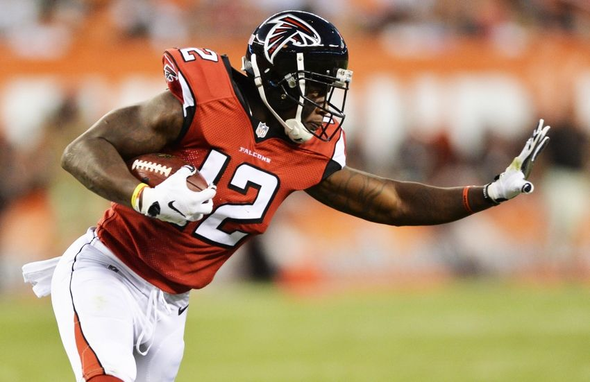 Mohamed Sanu Pulls Down Crazy Touchdown Catch For Falcons