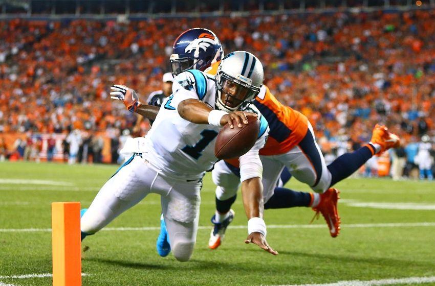Fantasy Football Week 1 Panthers At Broncos Reactions
