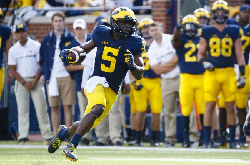 Jabrill Peppers 2017 NFL Draft