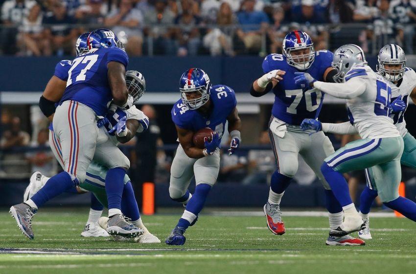 giants and washington score nfl bet of the week
