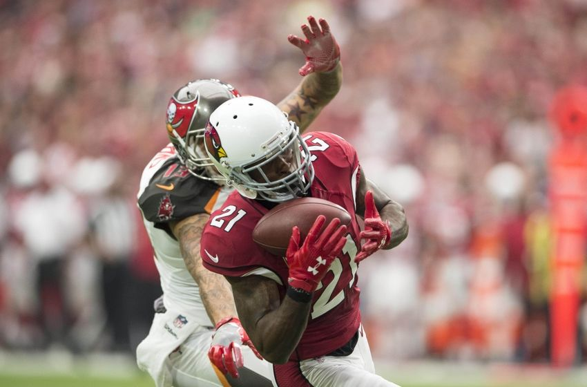 Patrick Peterson Hauls in One-Handed Interception (Video)