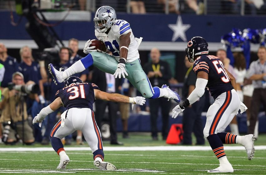 Chicago Bears At Dallas Cowboys Recap Highlights Final