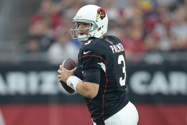 Carson Palmer Injury Update Cardinals Qb Evaluated For