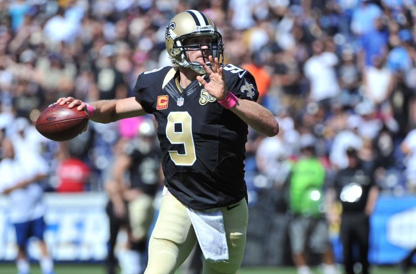 Drew Brees New Orleans Saints