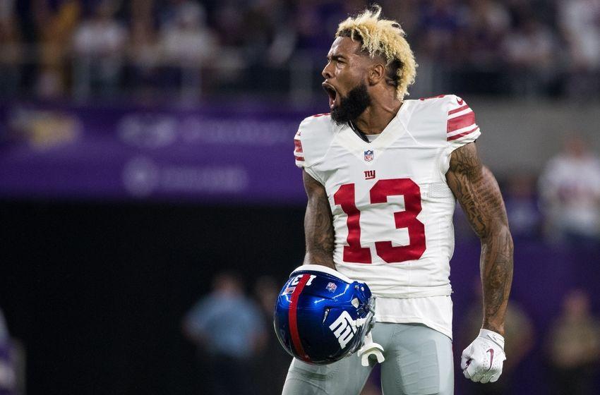 New York Giants Odell Beckham Jr Needs A Wake Up Call