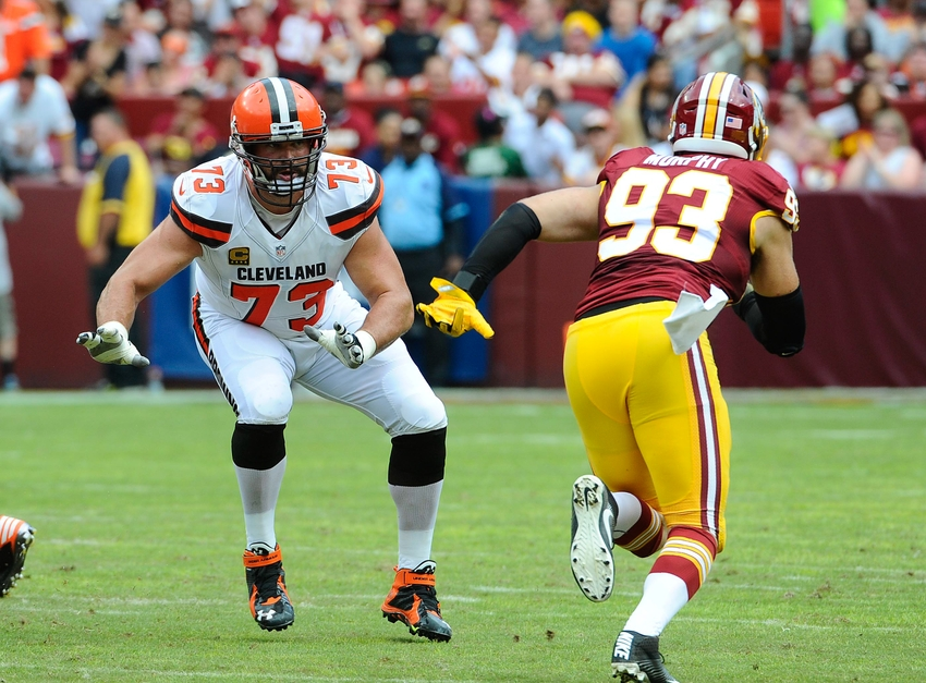 Joe Thomas And 5 Players Whose Careers Were Wasted On Bad