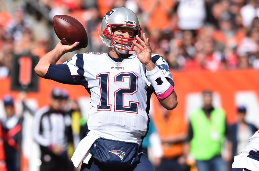 Tom Brady New England Patriots