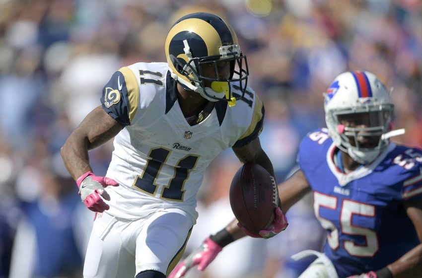 Tavon Austin Los Angeles Rams