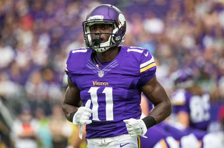 Laquon Treadwell Minnesota Vikings