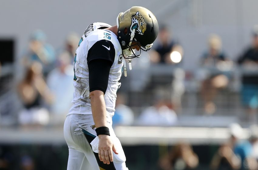 4d5b875a Blake Bortles Has Jacksonville Jaguars at an All-Time Low | FOX Sports