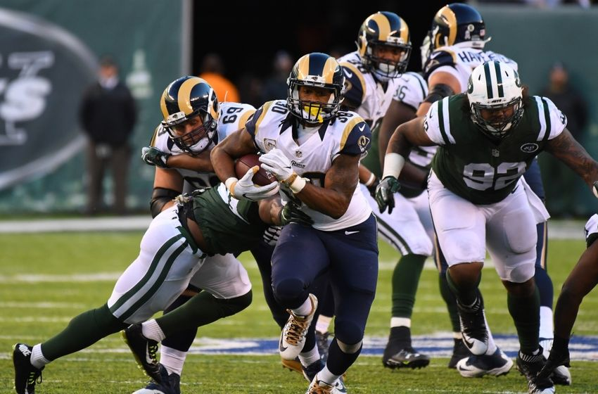 Todd Gurley Is Alive Breaks Free For 24 Yard Touchdown