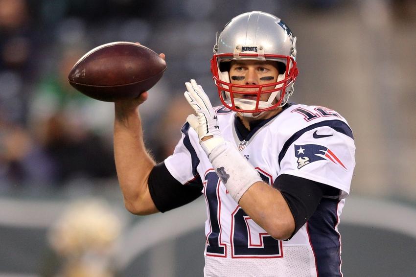 Tom Brady Blocking For Legarrette Blount Needs Some Work