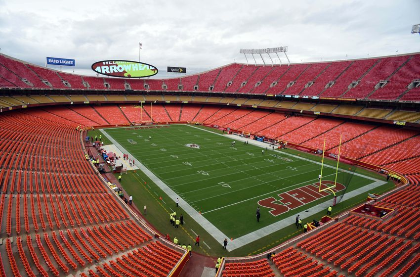 Arrowhead Stadium Chiefs Raiders