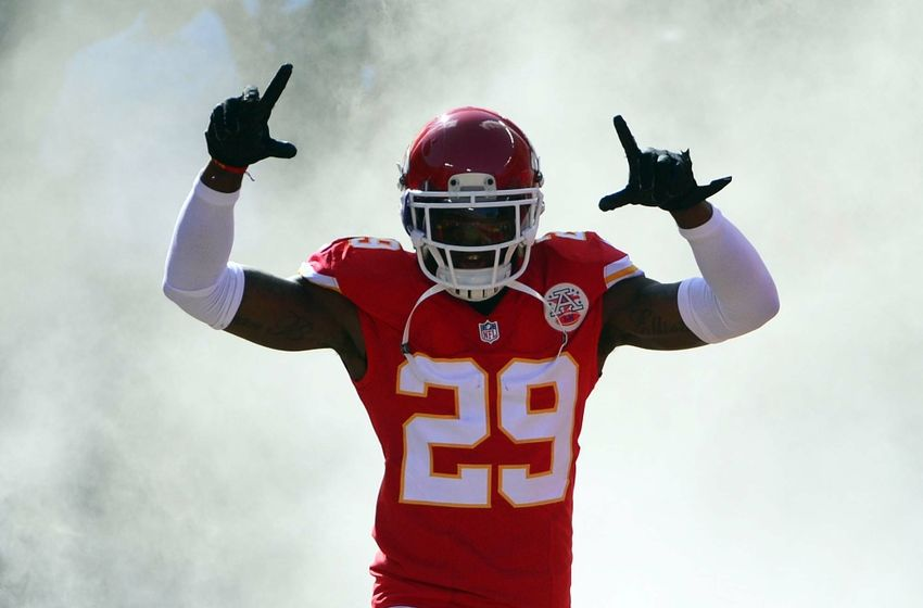 Eric Berry Kansas City Chiefs