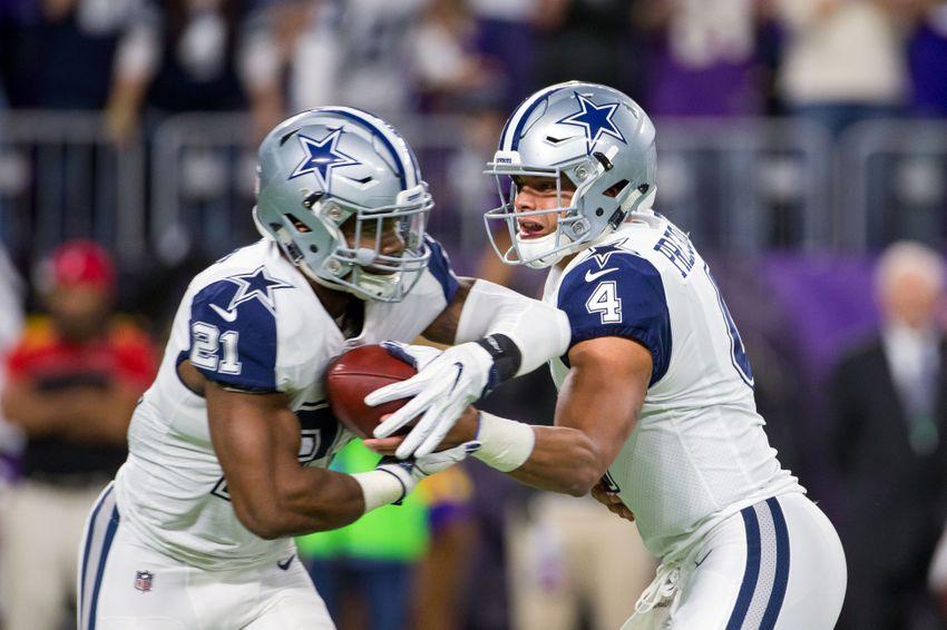 Dallas Cowboys Shouldn T Risk Dak Prescott And Ezekiel Elliott