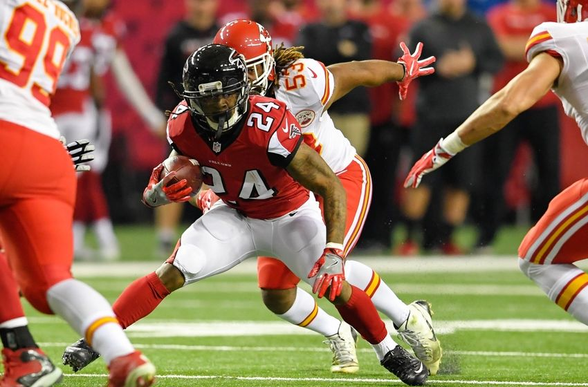 Devonta Freeman Atlanta Falcons
