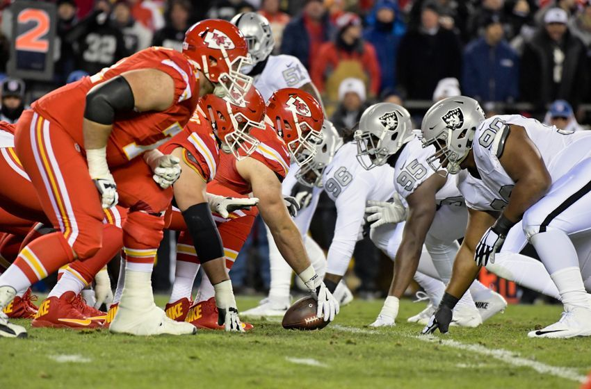 Raiders Get Interception Fumble To Start Second Half Vs