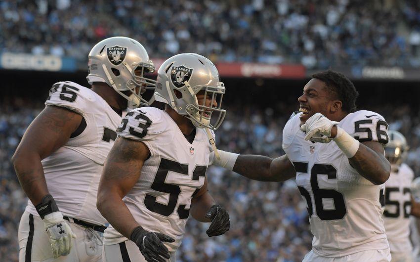 2016 Nfl Power Rankings Week 16 Raiders Clinch Playoff