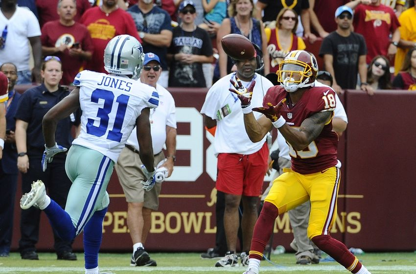 Josh Doctson Washington Redskins
