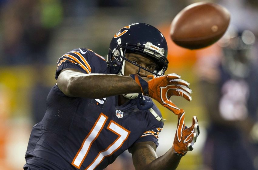 Alshon Jeffery Chicago Bears