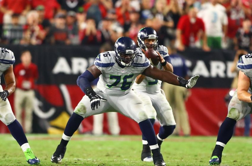 Germain Ifedi Seattle Seahawks