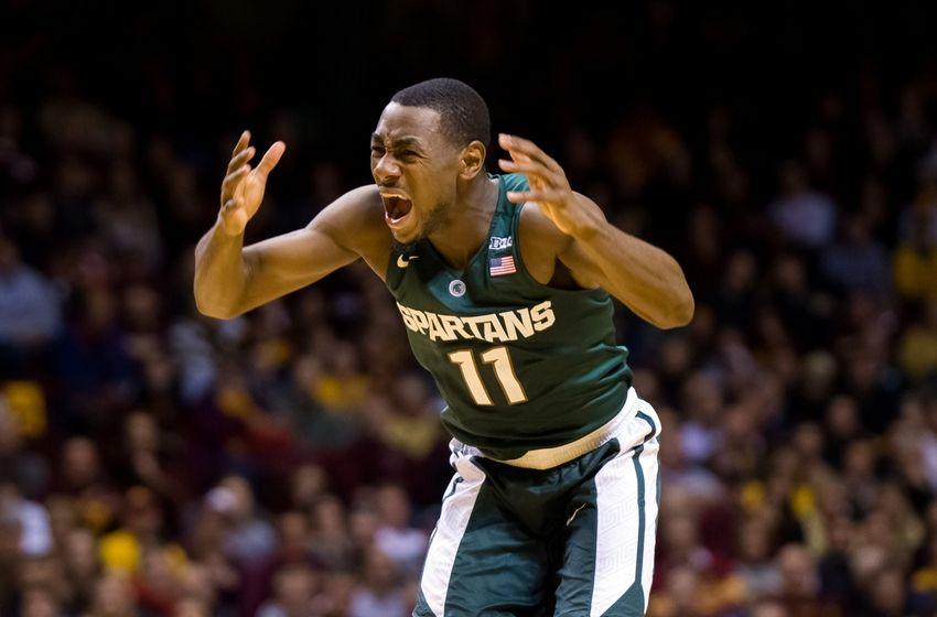 Men's basketball: No. 5 Michigan State routs Illinois