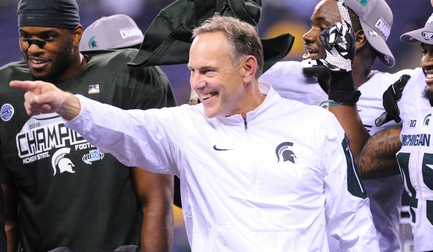 Mark-dantonio-ncaa-football-big-ten-championship-iowa-vs-michigan-state-3