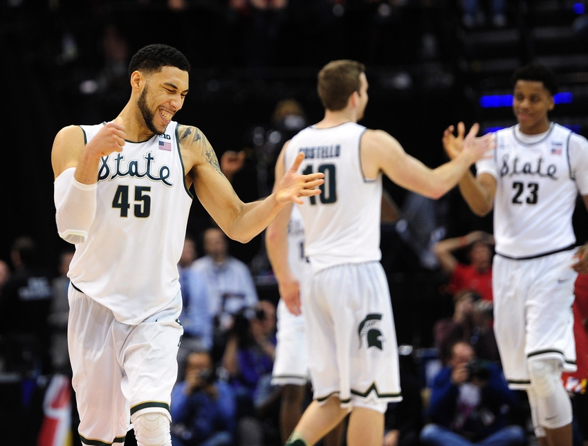 Michigan State heads into NCAA Tournament with newfound depth