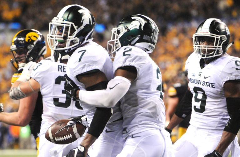Big week ahead for Ed Davis and Michigan State football