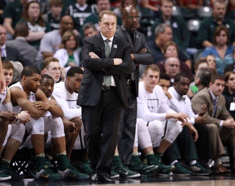 Tom-izzo-ncaa-basketball-big-ten-conference-tournament-maryland-vs-michigan-state-768x609