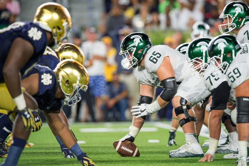 Michigan State Football: 5 takeaways from Notre Dame win