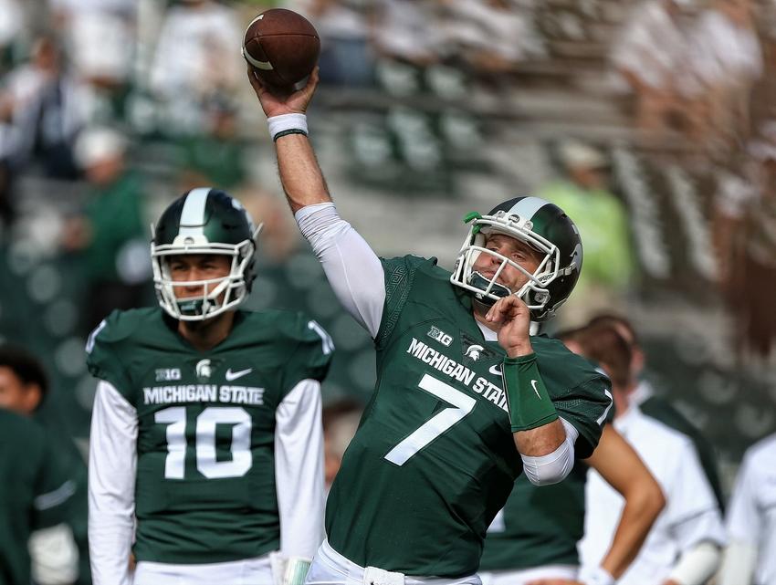 Spartans face big, early hole after 2nd straight loss