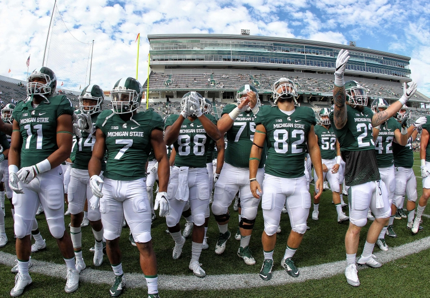 Michigan State Football 5 Storylines To Follow During Byu