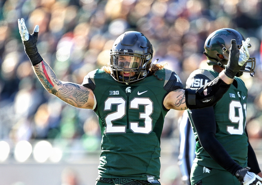 Michigan State Football: 5 players to watch for vs. Ohio State