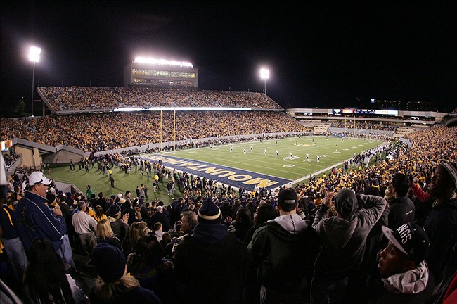 Should WVU consider building a new football stadium?