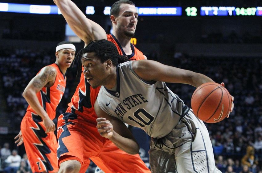 Shep Garner's 22 leads Penn State over IL 86-79 in 2OT