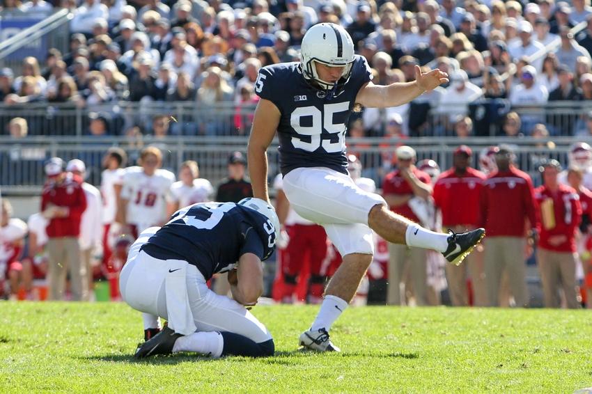 Penn State Football 2016 Player Preview: K Tyler Davis