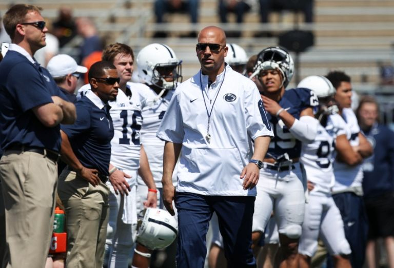 James-franklin-ncaa-football-penn-state-spring-game-768x523