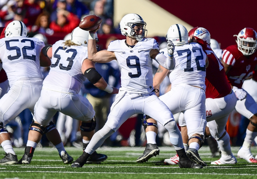 Penn State Football: Nittany Lions Struggle, Survive at ...