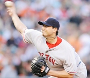 Sox Ace Josh Beckett
