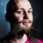 Bert Mayer from a recent Boston beard competition.