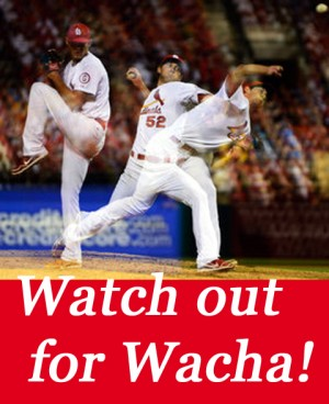 MLB: Kansas City Royals at St. Louis Cardinals