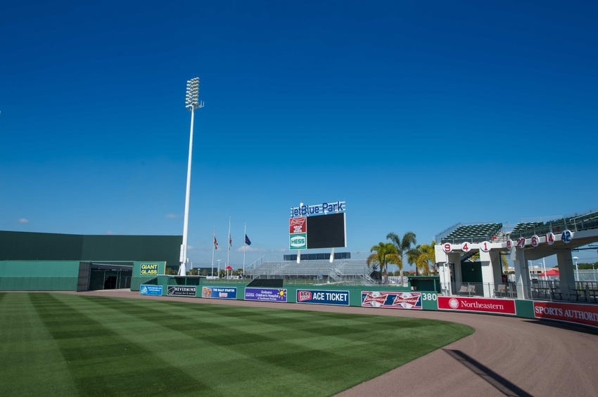 boston red sox spring training stadium The red sox announced that pitchers and catchers will report to spring training on feb 14, with the first full squad workout to follow on feb 19.