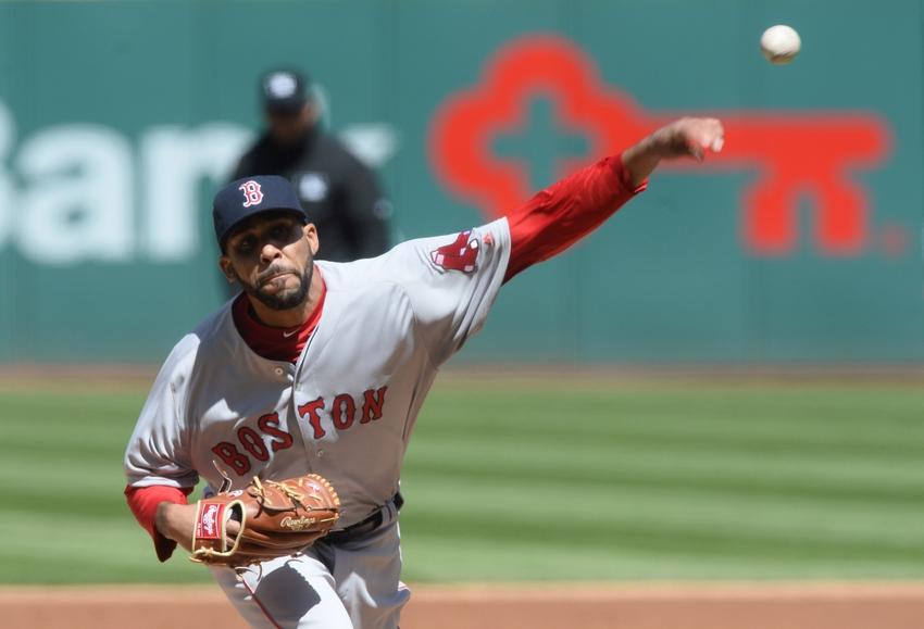Red Sox honor retiring DH David Ortiz before home opener