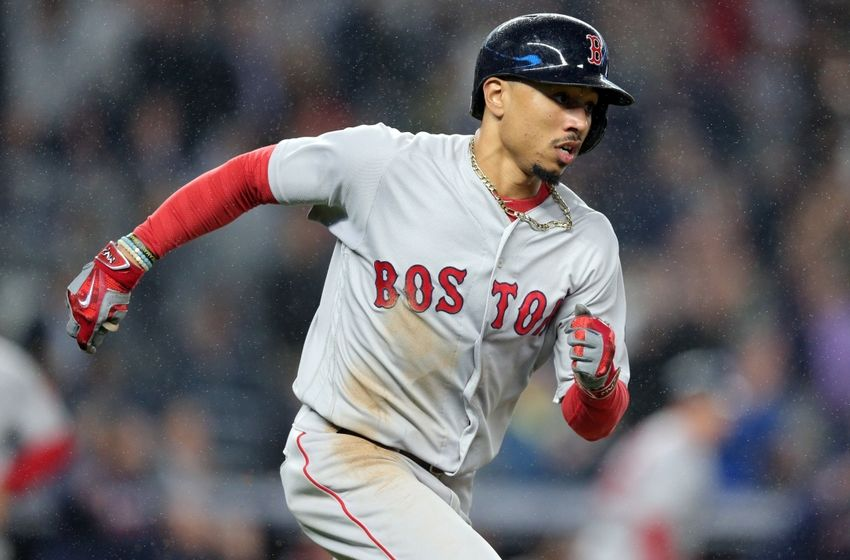 b228503c9 Boston Red Sox  Mookie Betts in good company as MVP runner-up