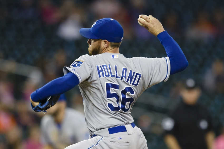 San Francisco Giants Interested in Greg Holland